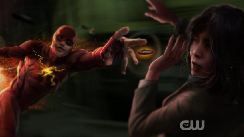 The Flash / ザ・フラッシュ」単...