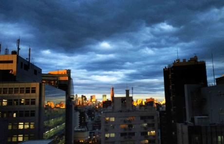 渋谷夕景201512eR
