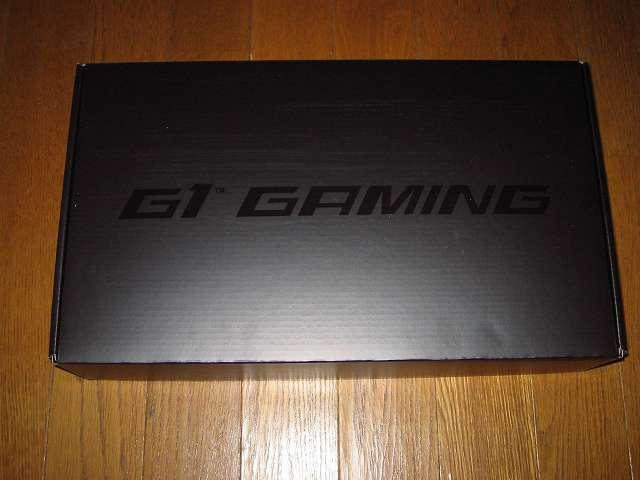 GIGABYTE GV-N970G1 GAMING-4GD パッケージ内取出し