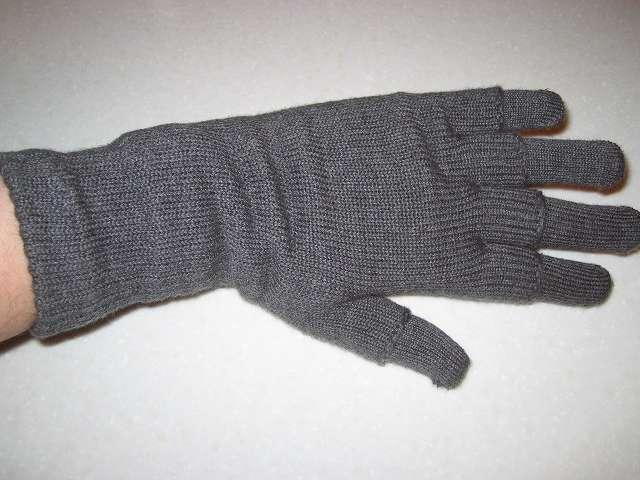 フィット手袋 + ハンドウォーマー 厚手 組み合わせ