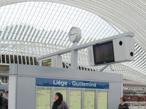 リエージュ駅