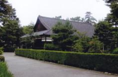 津田玄蕃邸