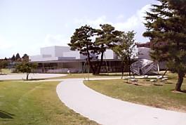 21世紀美術館石浦神社前