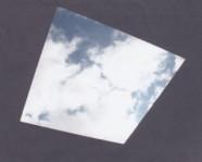 21世紀美術館BluePlanetSky雲