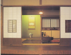 石川近代文学館犀星の部屋