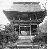景徳院山門