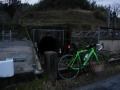 160221鹿背山トンネル