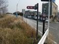 160227誘導表示が煩雑で解りにくい高田クリーンセンター付近