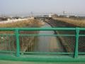 160227葛城川を右に左に何度も渡る
