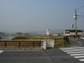 160227大和川を渡り、富雄川流域へ