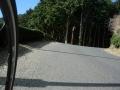 160312茶畑のビューポイント横を通過
