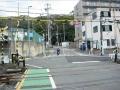 160320高井田から信貴山方面に上って行く