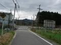 160402国道307号を渡り滋賀県道5号へ