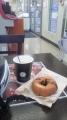 160305和束ローソンでいつものコーヒー
