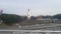 160306万博記念公園駅前から太陽の塔