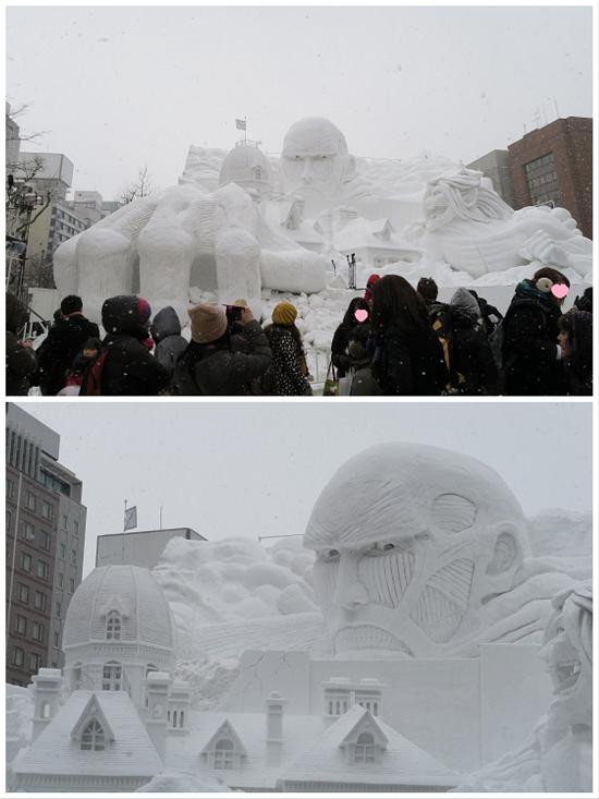 さっぽろ雪まつり2016③
