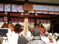 松尾大社の石見神楽