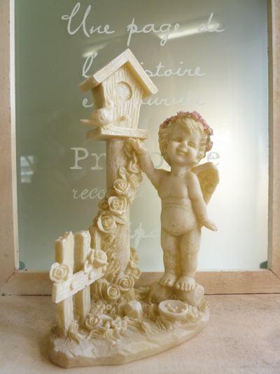 ブログ 天使と小鳥