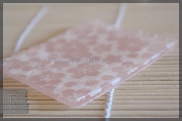 桜石鹸 春 MPソープ 手作り石鹸 20160302