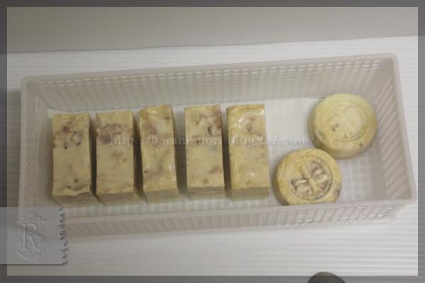 リバッチ 手作り石鹸 20160331