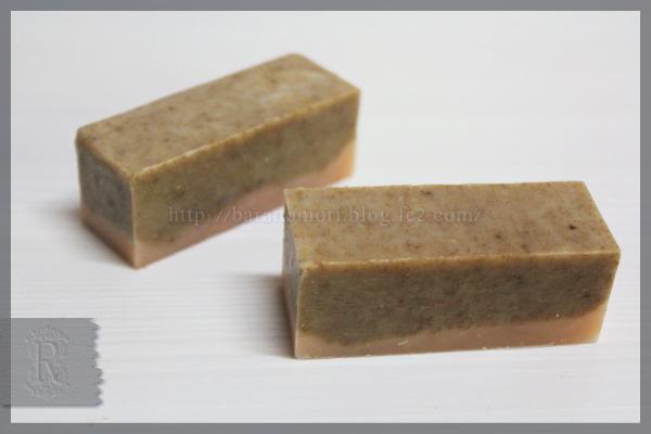手作り石鹸 万田酵素 とぎ汁 米糠 オリーブスクワラン 20160315