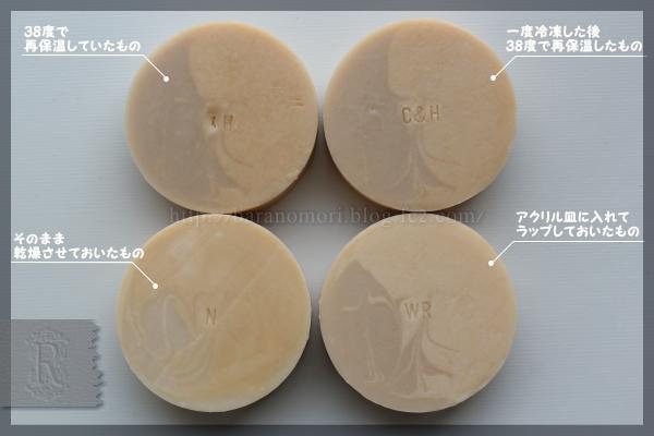 実験 手作り石鹸 20160330