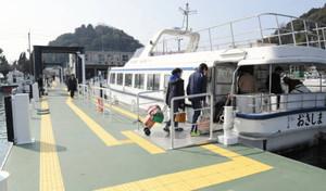 16-02-29沖島漁港の新桟橋