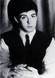 paul MacCartney 1962