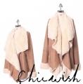 Chicwish Drape Jacket in Camel (1)1111