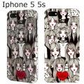 GHOST IPHONE 55S CASE1