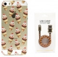 iPhone 5 5S Ice Cream Case (1)121