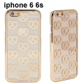 IPHONE 6 6S GOLD PRETZEL CASE111