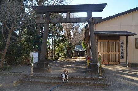 20160101初詣@弥勒町八幡神社02