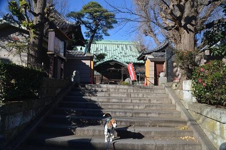 20160101習志野七福神③東漸寺01