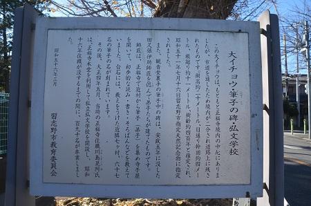 20160101習志野七福神⑤正福寺09