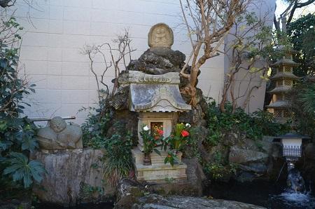 20160101習志野七福神⑥薬師寺10