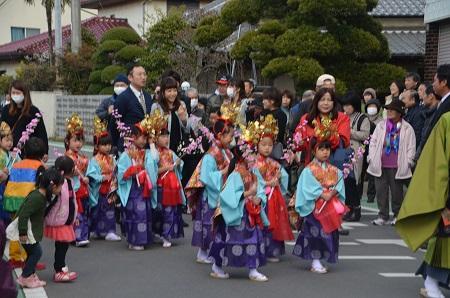 20160221行方のひなまつり 麻生編33
