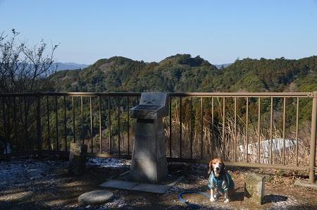20160301富士見百景 清澄山天富神社境内09