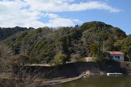 20160301金山ダム03