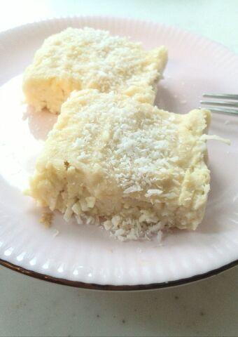 しっとり半生ケーキ