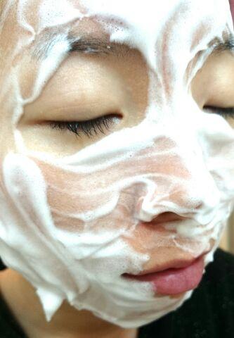 ラミューテ洗顔 (2)