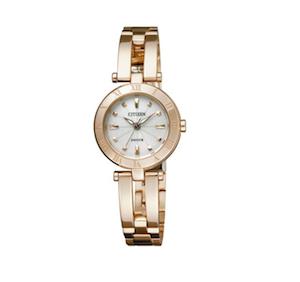 ピンクゴールド 腕時計