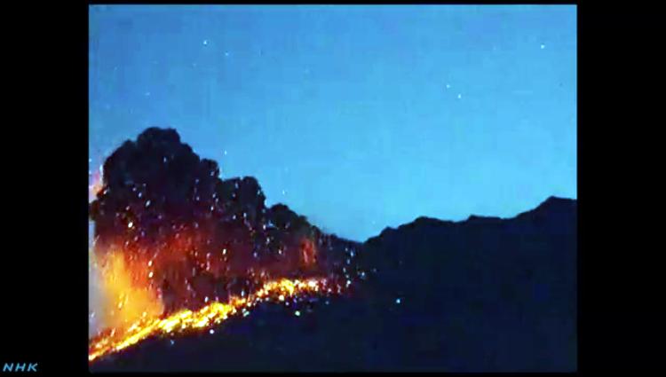 桜島噴火1-2