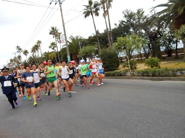 鹿児島マラソン2-2