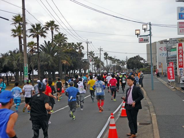 鹿児島マラソン4