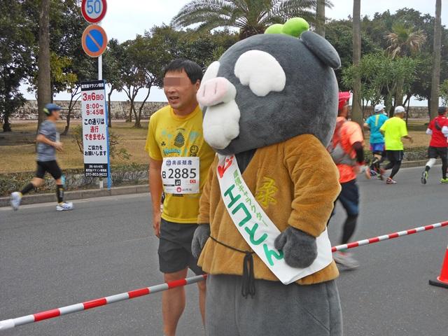 鹿児島マラソン7