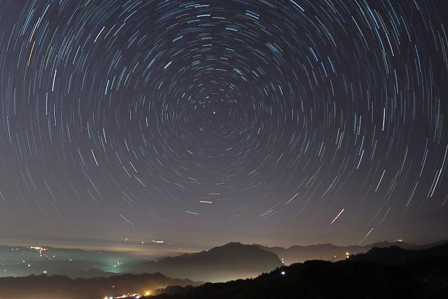 山荘の夜(2)