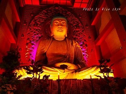 東長寺-大仏2
