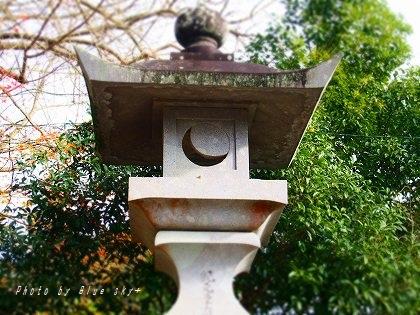 大原八幡月
