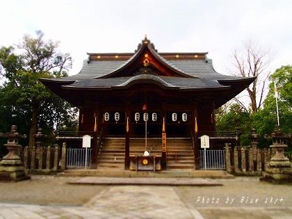 大原八幡-本殿